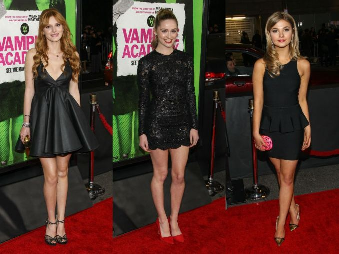 Bella Thorne, Greer Grammer, Stefanie Scott